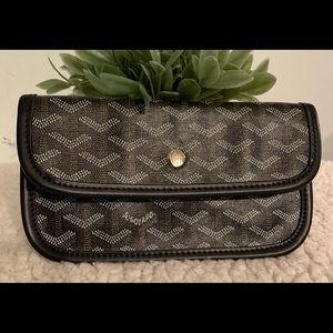 Goyard  pouch clutch